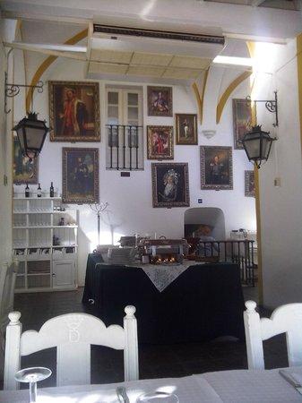 Jardim do Paco : main room