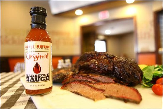 A Wing and a Prayer: Beef Brisket