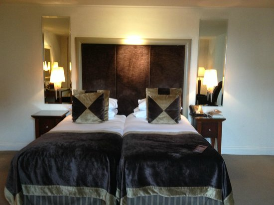 Malmaison Hotel: Spacious Standard Twin Room