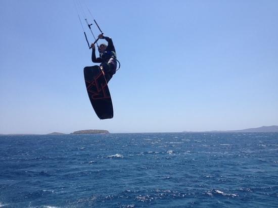 Pounta, Greece: Kitesurf Trips