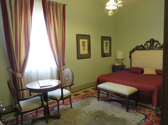 Relais Villa Il Sasso Historical Place : our room