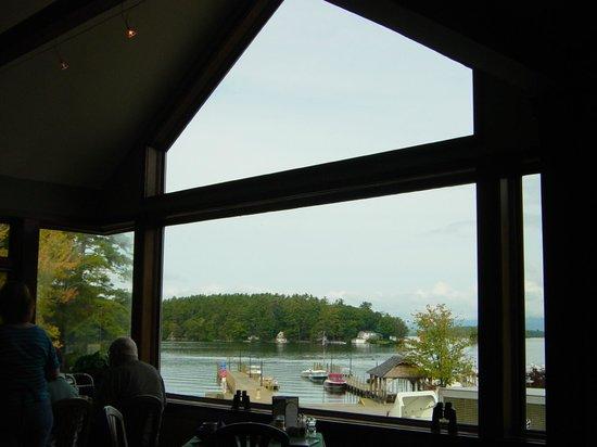 Lyons' Den Restaurant and Tavern: View