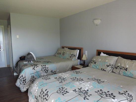 Motel des Mariniers : Chambre no 16