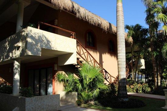 Grand Palladium Kantenah Resort & Spa: Notre chambre