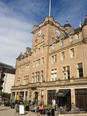 Malmaison Hotel Edinburgh: Scottish Sunshine