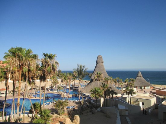Hotel grounds picture of sandos finisterra los cabos cabo san lucas tripadvisor - Cabo finisterra ...