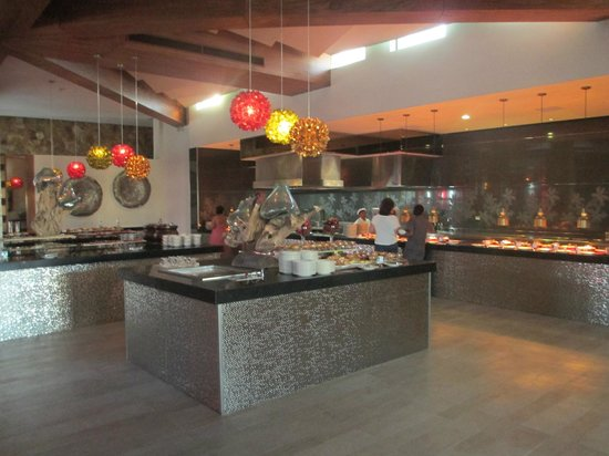 Sandos Finisterra Los Cabos: Buffet at Don Diego