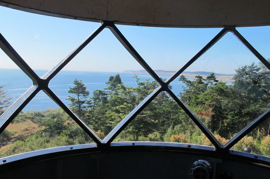 Fort Casey State Park: Forn the Lighthouse Tower