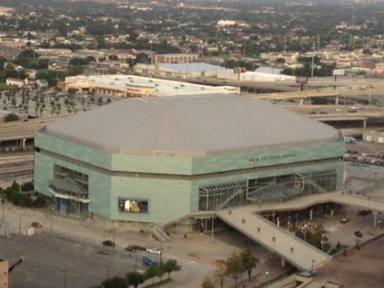 Hyatt Regency New Orleans: Home of the NBA New Orleans Pelicans