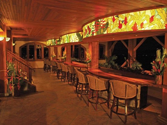 The Springs Resort and Spa: Heliconias Bar