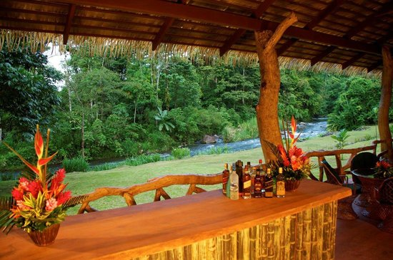 The Springs Resort and Spa: Rancho Club Rio bar