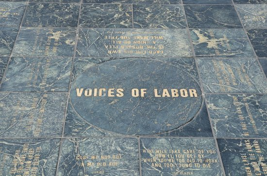 Hart Plaza: Voices of Labor