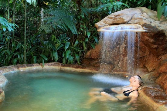 The Springs Resort and Spa: Piscina del Bosque