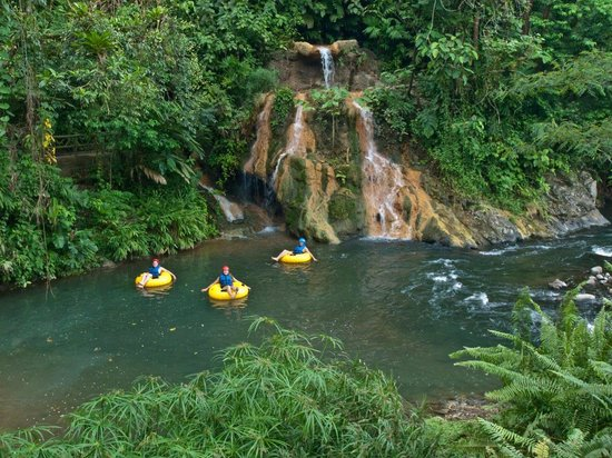 The Springs Resort and Spa: Arenal river takeout