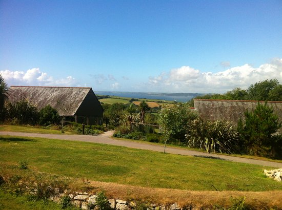 CLC Trenython Manor : sea view from lodge