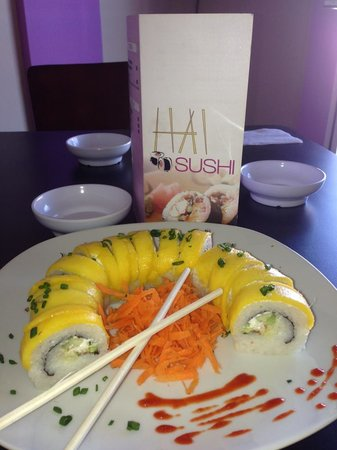 Hai Sushi: UMMMMMMMMMMMMMMMMMMMMMMMM