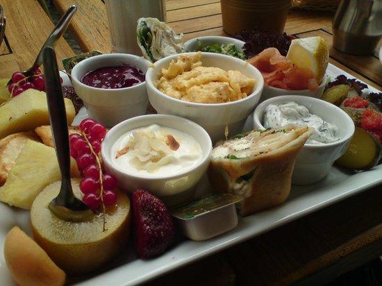Pasternak: Petit déjeuner pour 2