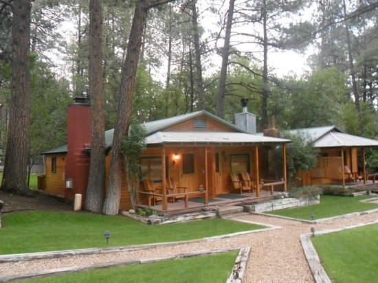 Ruidoso Lodge Cabins: Cabins