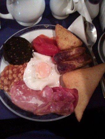 Canasta Hotel: Fullhouse Breakfast