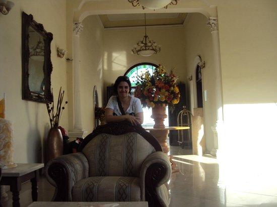 Gran Real Yucatan : Lobby do hotel!