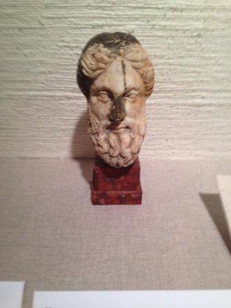 Mabee-Gerrer Museum: Homer