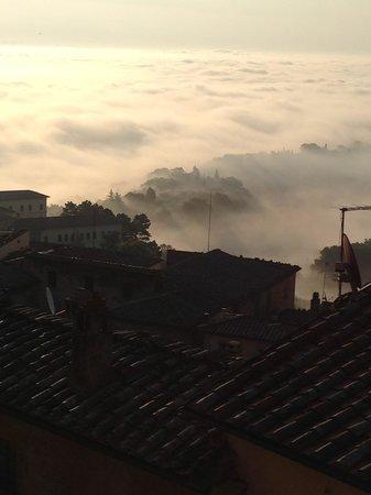 La Locanda di San Francesco : In the Clouds