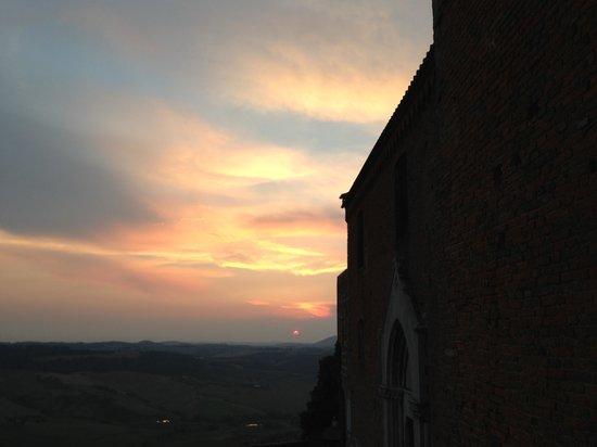 La Locanda di San Francesco: Amazing Sunset