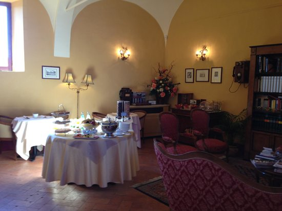 La Locanda di San Francesco : Wonderful Breakfast
