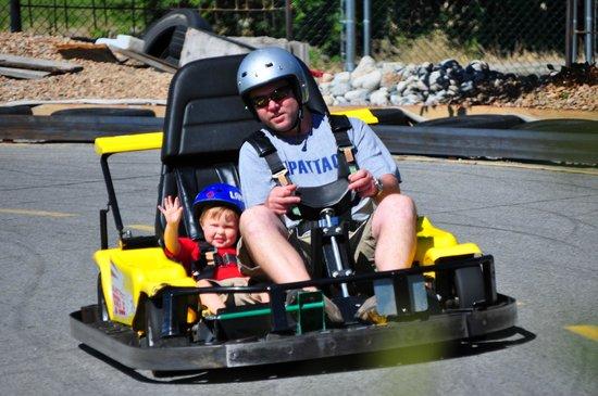 LocoLanding: Go Karts