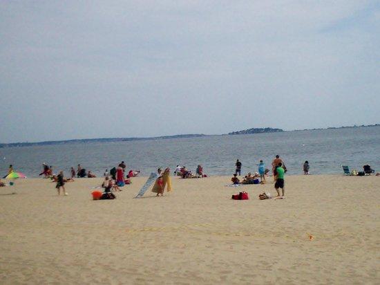 Revere Beach: beach