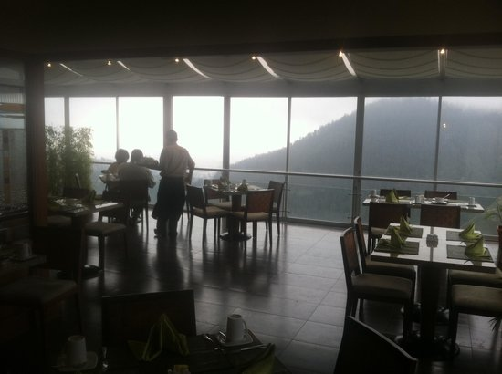 Stubel Suites and Cafe : Great view from cafe