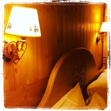 Hotel Boton d'Or : Montagna al 100x100
