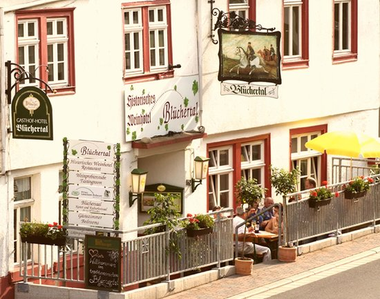 Photo of Landhotel-Gasthaus Bluchertal Bacharach