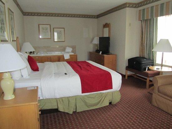 North Conway Grand Hotel: King Jacuzzi suite