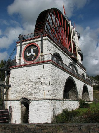 Laxey Wheel: Lady Isabella