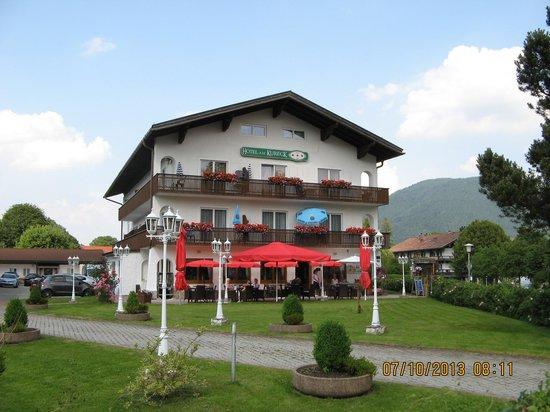 Hotel am Kureck Exterior