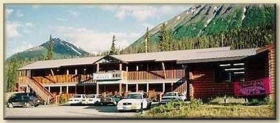 The Alpine Motel : The Alpine Inn Motel in beautiful Cooper Landing, Alaska