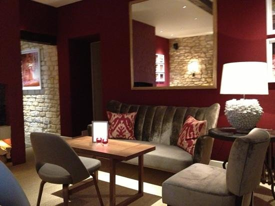 Dormy House Hotel: Red Room