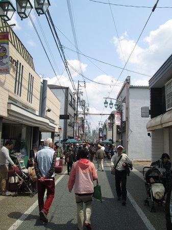 Hommachi Oribe Street