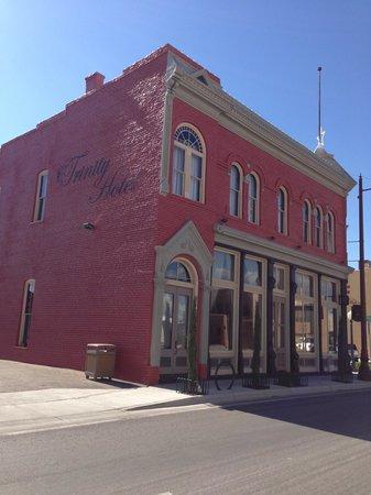 The Trinity Hotel Carlsbad New Mexico
