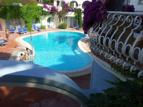 Hotel Continental Ischia: Altra piscina dell'hotel