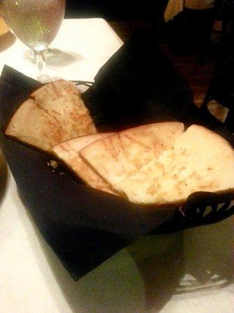 Amore Trattoria Italiana: My gluten-free bread.