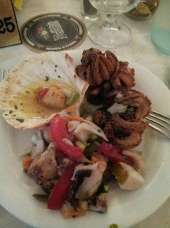 Hotel Sofia - Jesolo: Cena di pesce spettacolare!