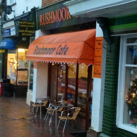 Rushmoor Cafe: Rushmore cafe