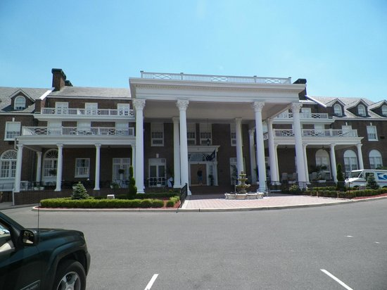 The Mimslyn Inn : Hotel front