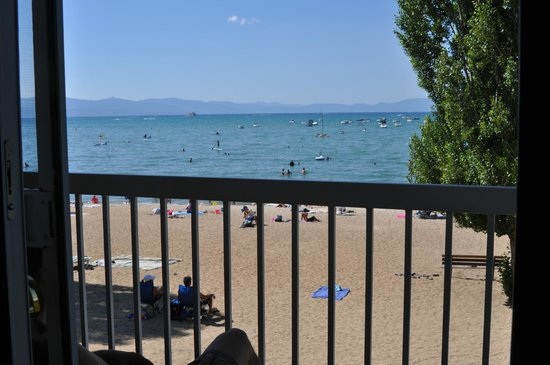 Beach Retreat & Lodge at Tahoe: View from balcony
