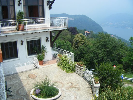 Hotel Panoramico : hotel exteria