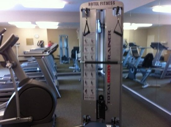Candlewood Suites Houston IAH / Beltway 8: Gym