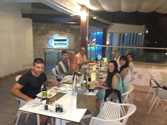 Soma Restaurant & wine bar : cena en soma