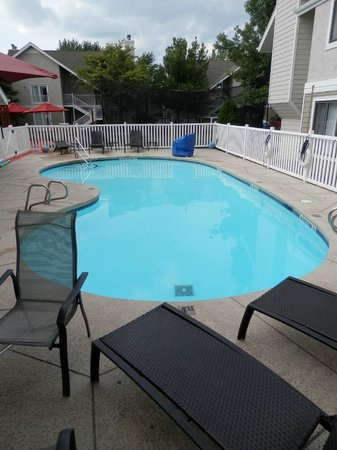 Residence Inn Buffalo Amherst: Pool